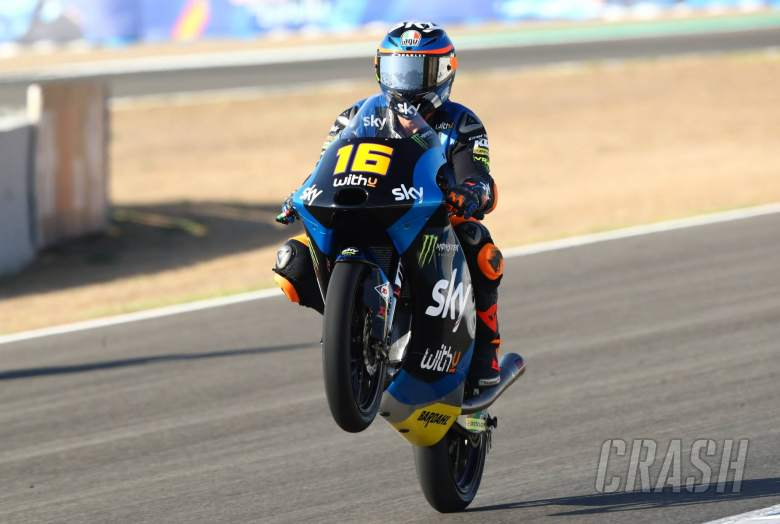 Moto3 Andalucia - Free Practice (3) Results