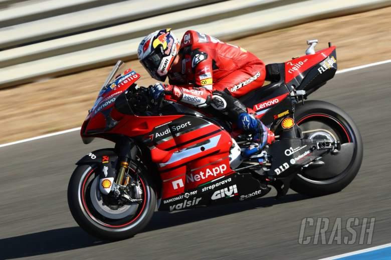Andrea Dovizioso, Andalucian MotoGP 2020