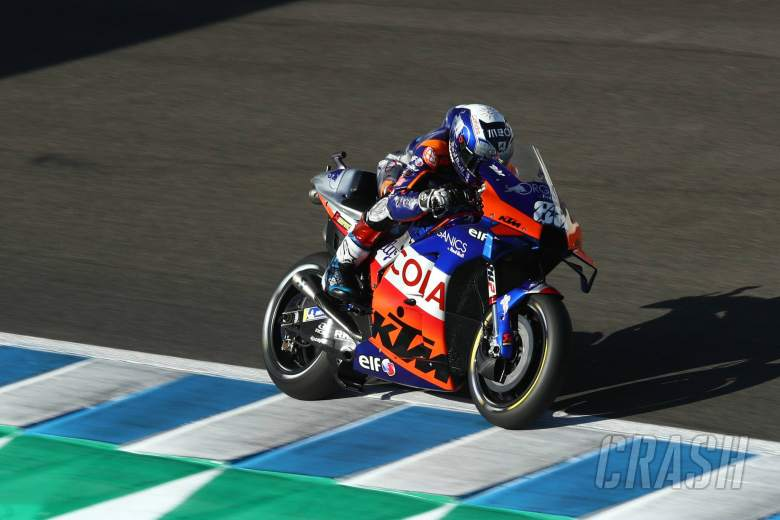 Andalucia MotoGP - Qualifying (1) Results