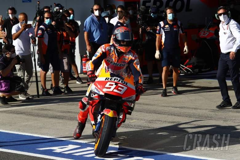 Marc Marquez, Andalucia MotoGP 2020