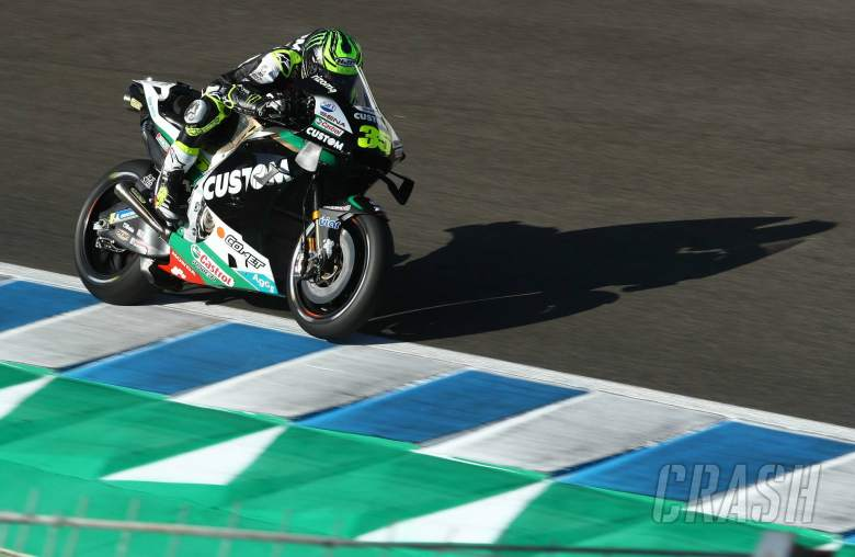Crutchlow: It's more the anaesthetic than the wrist