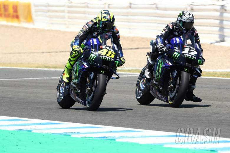 Rossi, Vinales calm over Yamaha engine failures, suggest heat a factor