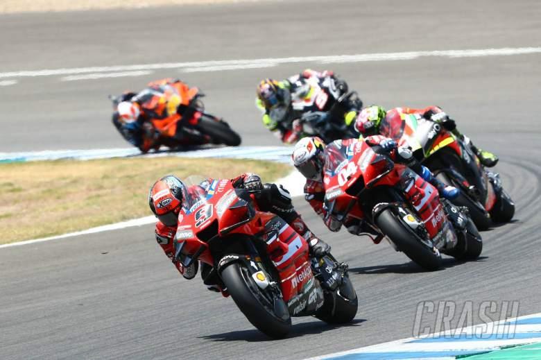 Danilo Petrucci, Andalucia MotoGP 2020