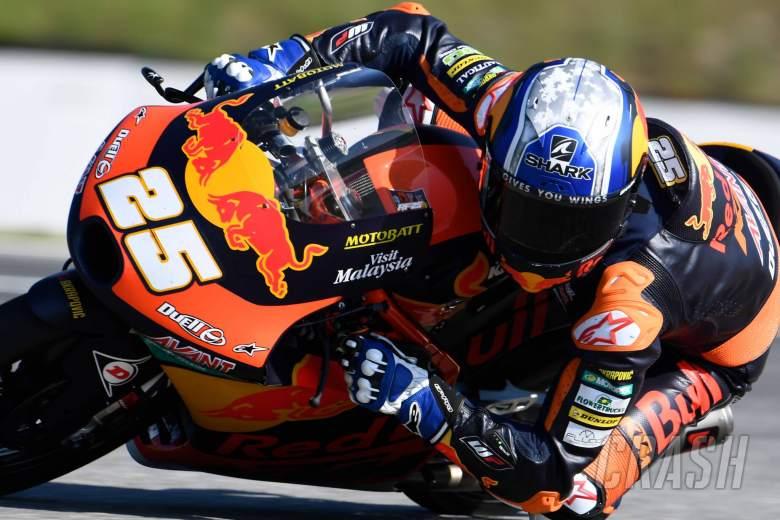 Moto3 Brno - Free Practice (2) Results