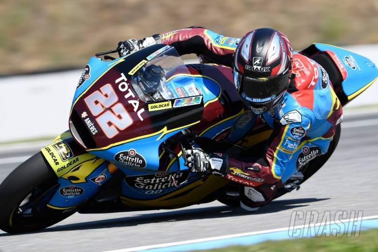 Moto2 Brno - Free Practice (3) Results