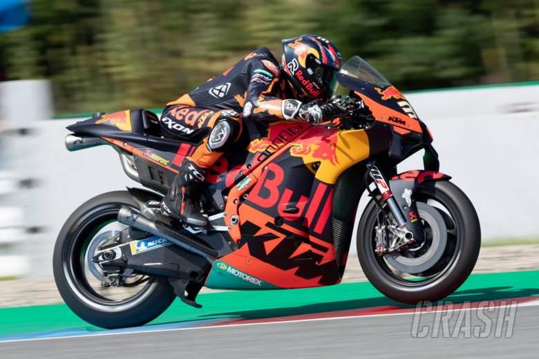 SA rookie wins the Czech MotoGP on 'insane' bike