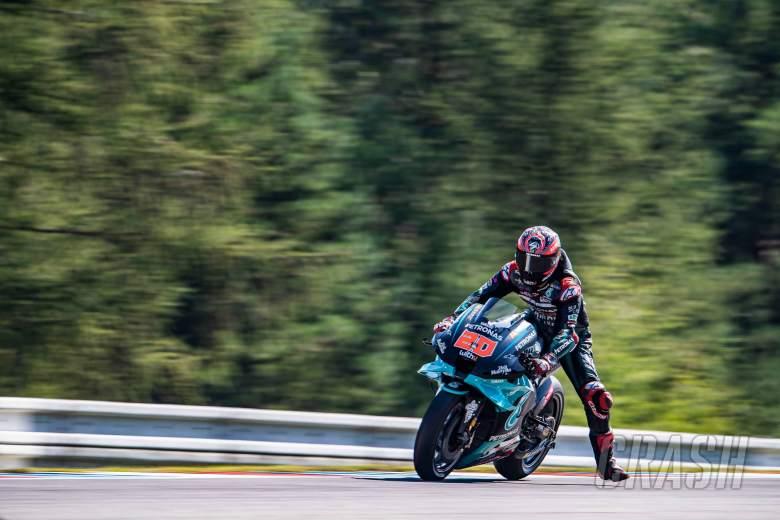 Brno MotoGP - Free Practice (4) Results