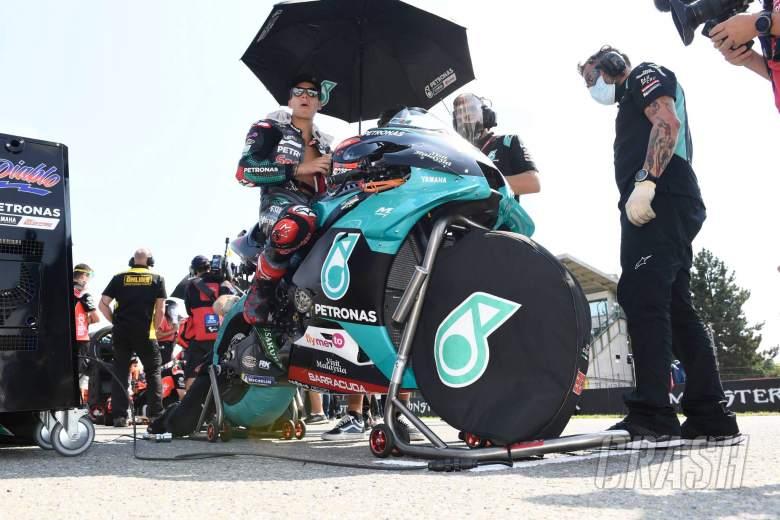 Fabio Quartararo, Czech MotoGP race 9 August 2020