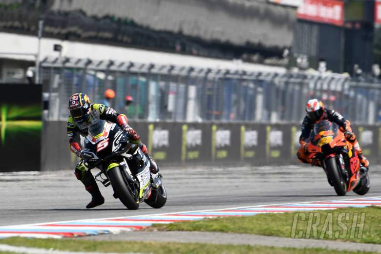 'No regrets' as Zarco praises Binder, KTM for landmark MotoGP victory