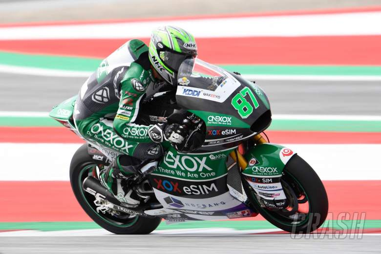 Moto2 Austria: Gardner speeds to pole with record lap