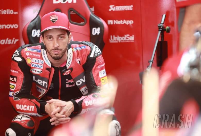 Dovizioso on Ducati split: 'No Plan B'