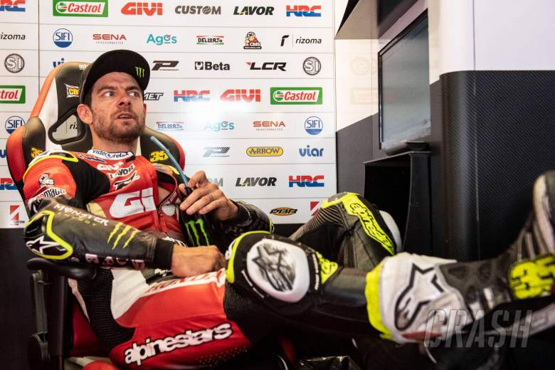 Arm surgery for Crutchlow