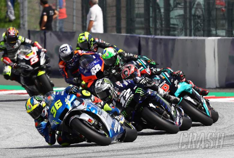 Consistency carried Suzuki from 'zero' to hero in MotoGP 2020