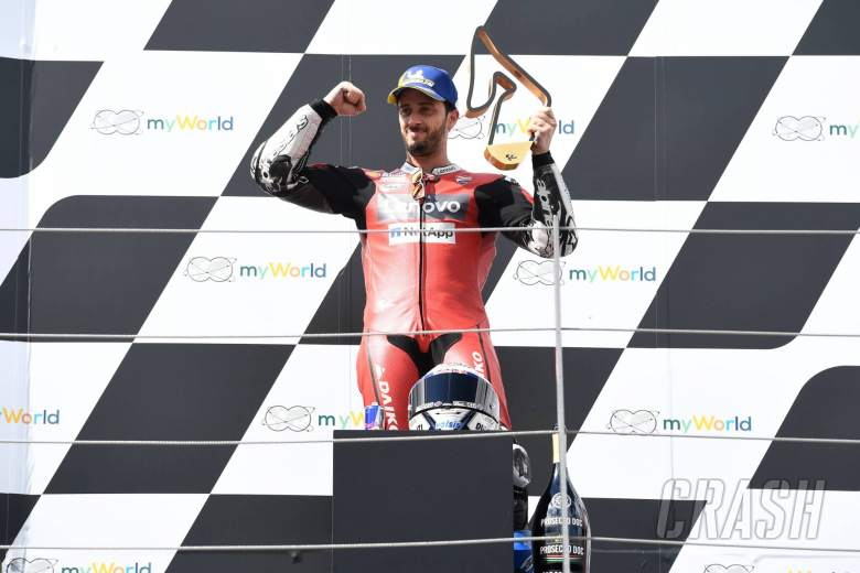 Dovizioso: 'Not nice' - MotoGP needs fans at the track