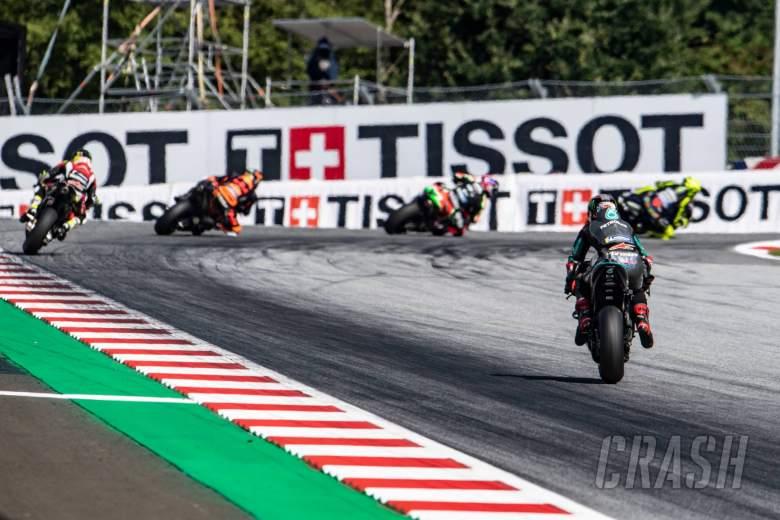 Brake problems worry Quartararo, Dovi main contender