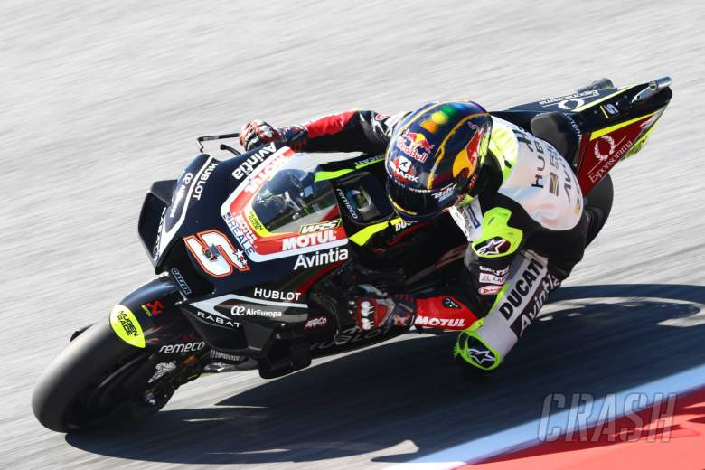 From surgery to front row to pit lane for bittersweet Zarco