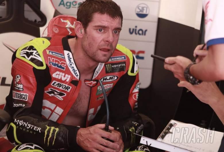 Cal Crutchlow, Styrian MotoGP. 21 August 2020