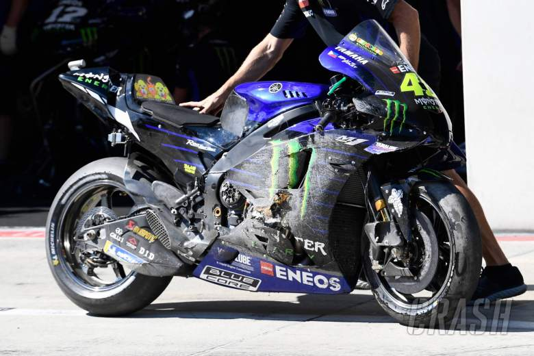 Rossi: 'Two mistakes'