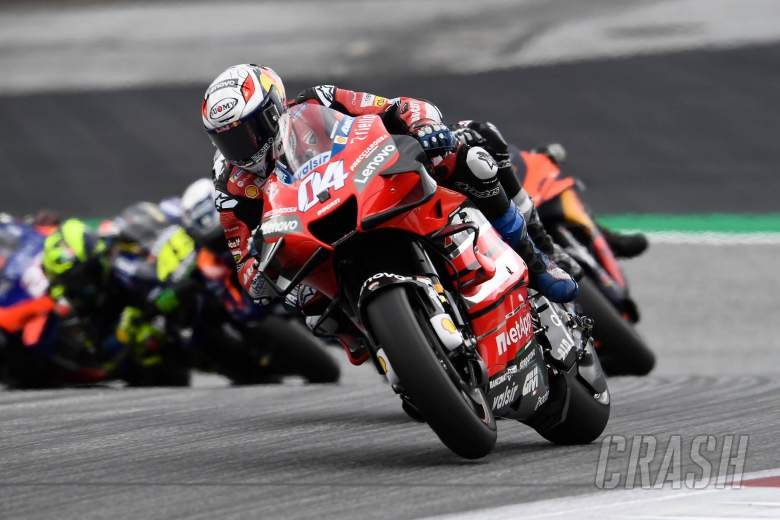 Dovizioso: Really bad, very strange
