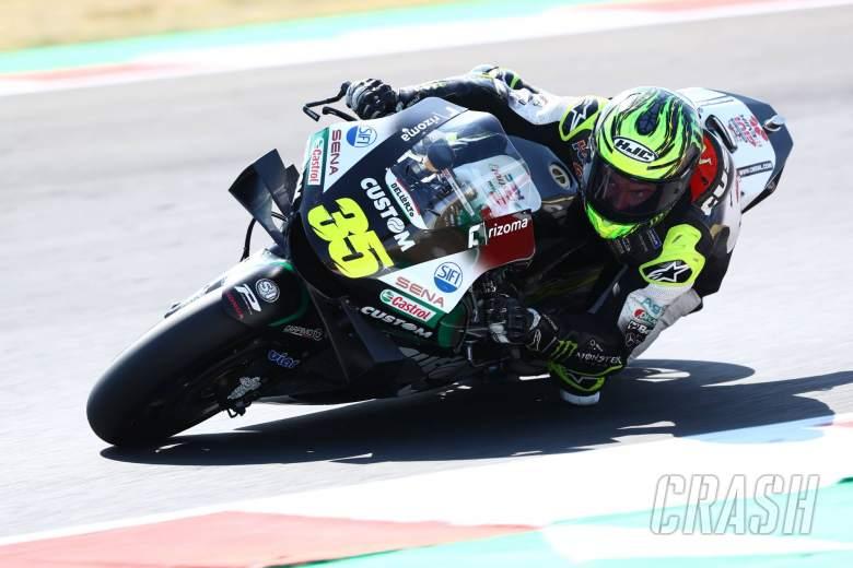 Cal Crutchlow, San Marino MotoGP. 11 September 2020