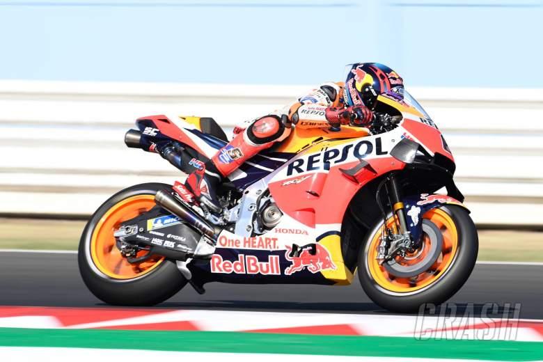 Stefan Bradl, San Marino MotoGP. 11September 2020