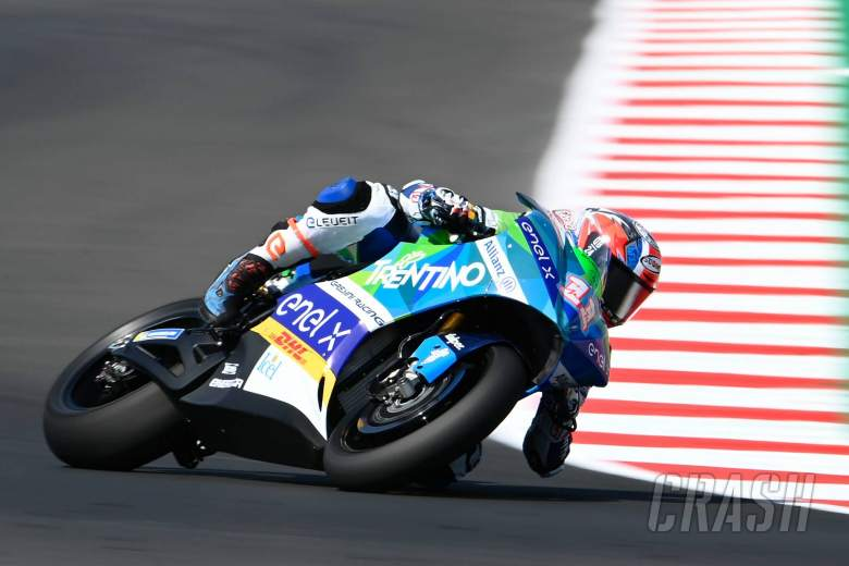 Matteo Ferrari, San Marino MotoE. 11September 2020