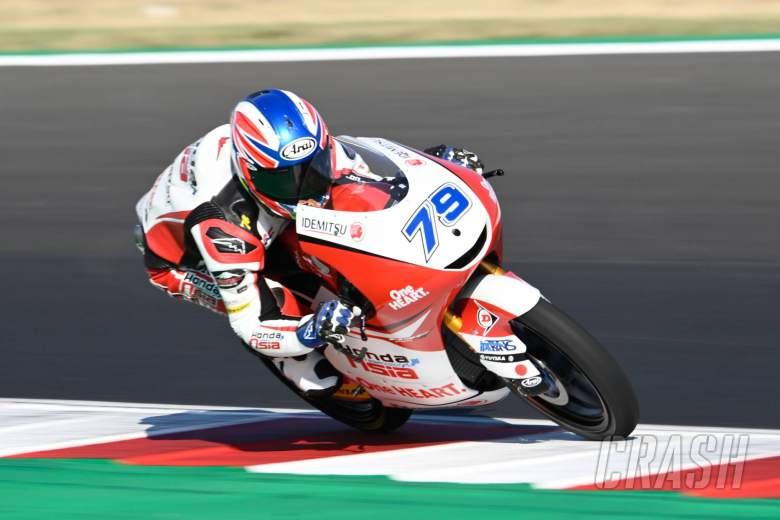Ai Ogura, Moto3, San Marino MotoGP, 12 September 2020