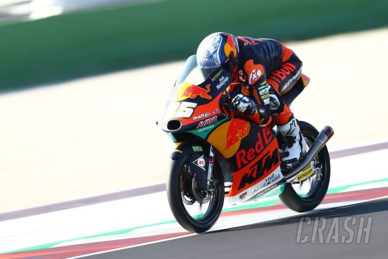 Raul Fernandez , Moto3, San Marino MotoGP, 12 September 2020