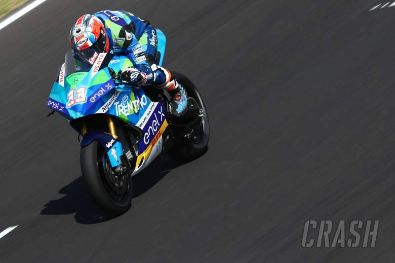 Matteo Ferrari , MotoE, San Marino MotoGP, 12 September 2020