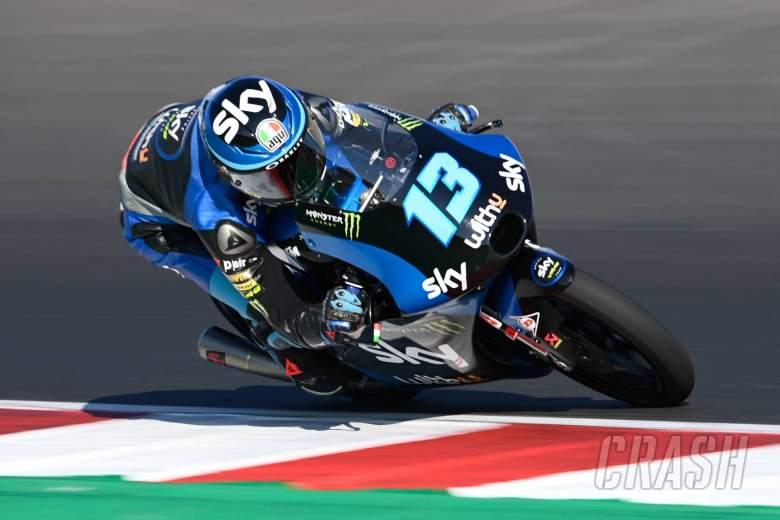 Celestino Vietti, San Marino Moto3. 12September 2020