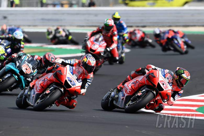 Francesco Bagnaia, Emilia Romagna MotoGP race. 20 September 2020