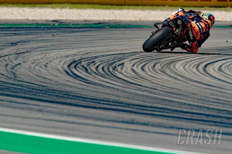Brad Binder , Catalunya MotoGP. 25 September 2020