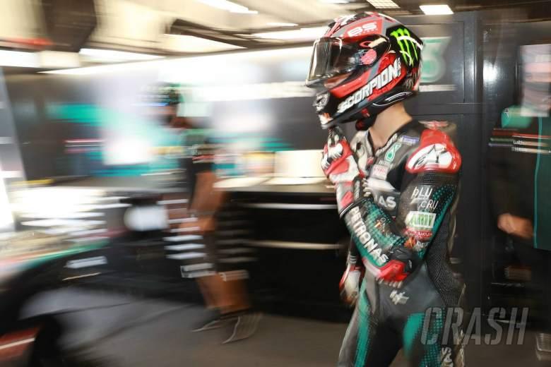 Fabio Quartararo , Catalunya MotoGP. 26 September 2020