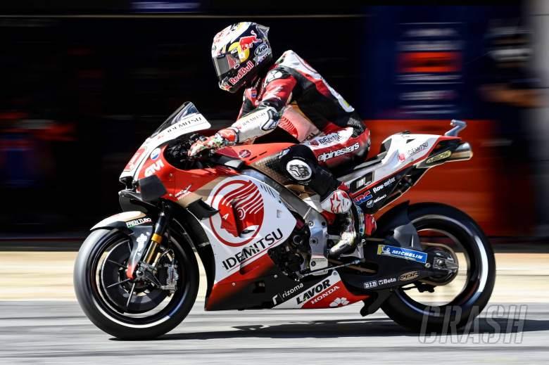 Takaaki Nakagami, Catalunya MotoGP. 26 September 2020