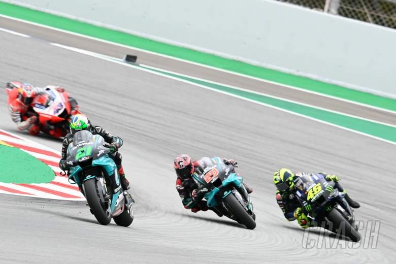 Franco Morbidelli, MotoGP race, Calatunya MotoGP, 27 September 2020