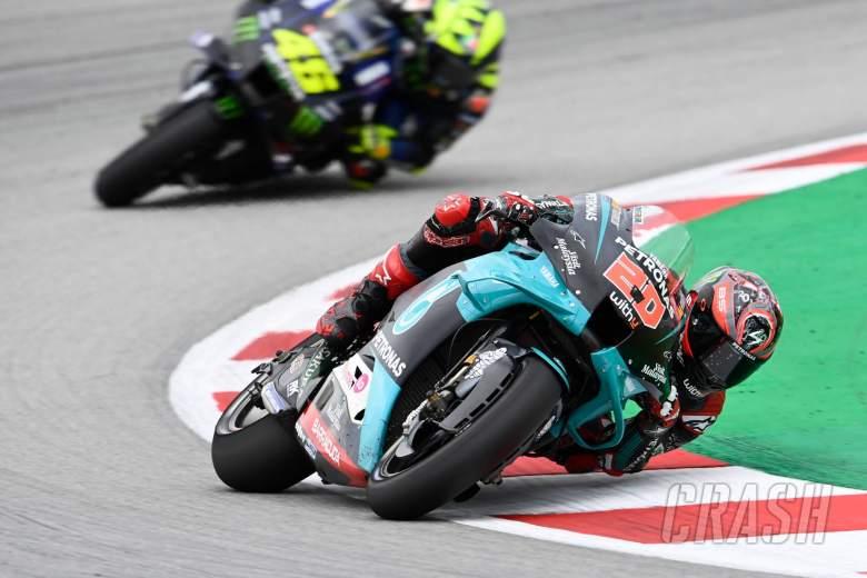 Fabio Quartararo, MotoGP race, Calatunya MotoGP, 27 September 2020