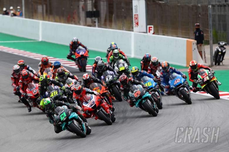 Franco Morbidelli , Catalunya MotoGP. 27 September 2020