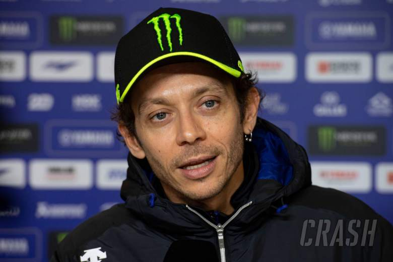Valentino Rossi, French MotoGP. 8 October 2020