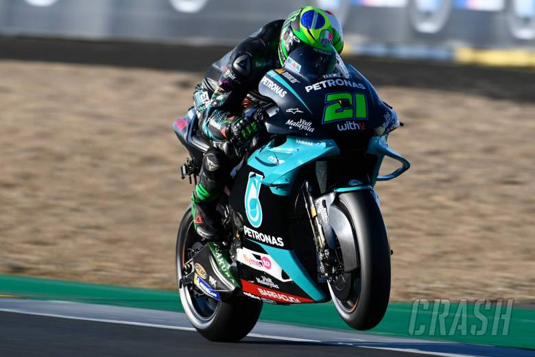 Franco Morbidelli, French MotoGP, 10 October 2020