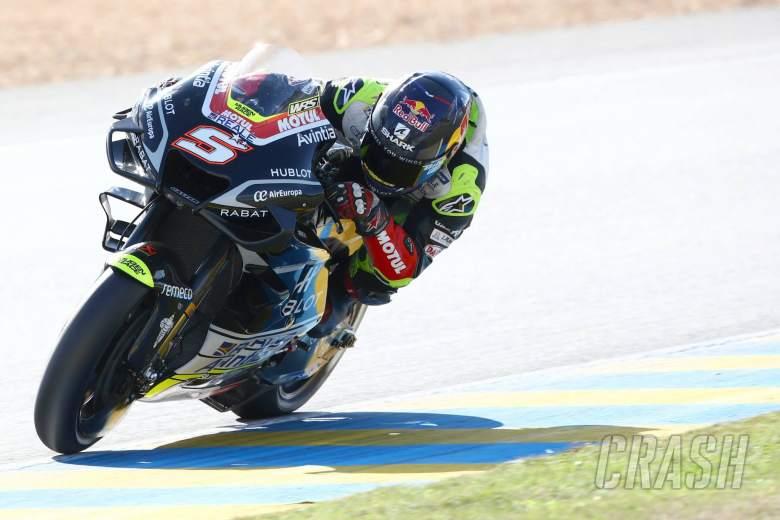 Johann Zarco , French MotoGP. 10 October 2020