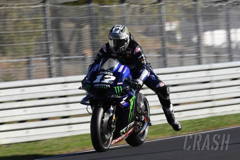Maverick Vinales, French MotoGP, 10 October 2020