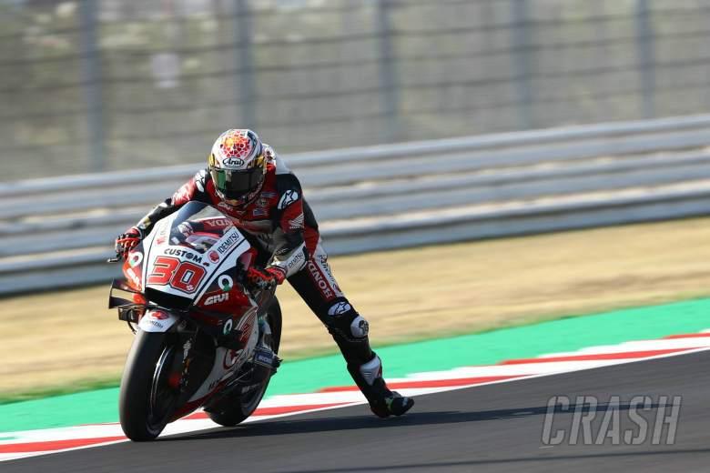 Takaaki Nakagami , San Marino MotoGP. 12 September 2020