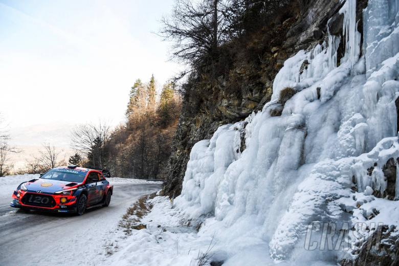 26.01.2019 - Thierry Neuville (BEL)-Nicolas Gilsoul (BEL) Hyundai i20 WRC, HYUNDAI SHELL MOBIS WRT