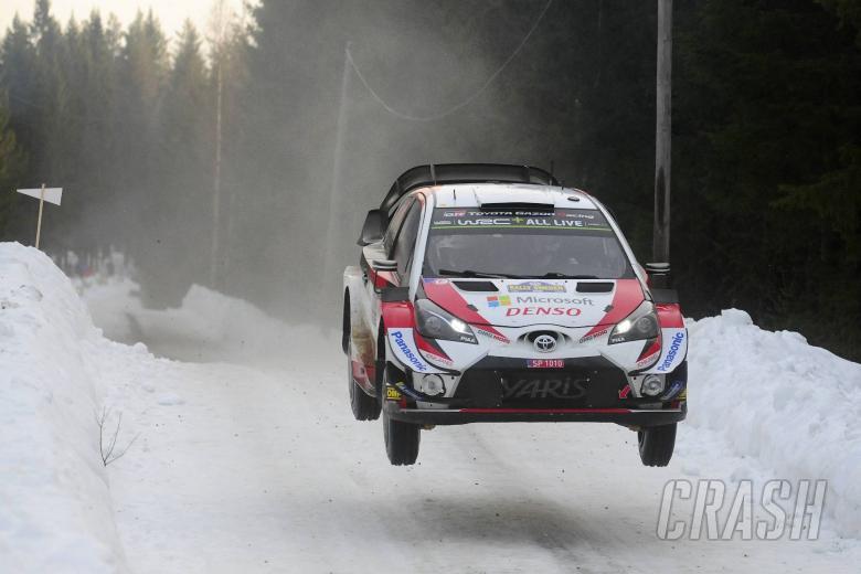 15.02.2019 - Ott Tanak (EST)-Martin Jarveoja (EST) TOYOTA YARIS WRC , TOYOTA GAZOO RACING WRT