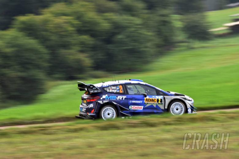 Tanak, Mikkelsen continue tussle for lead