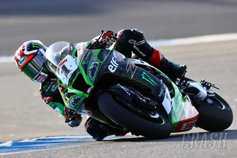 Jonathan Rea, Estoril WorldSBK 2020