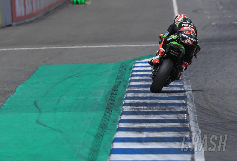 Thailand - Superpole qualifying results
