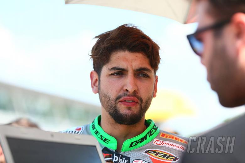 Scheib called in at MV Agusta for Argentina