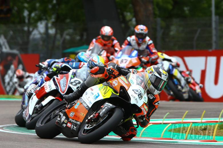 Bridewell on WorldSBK shot: Not many would do what I did!