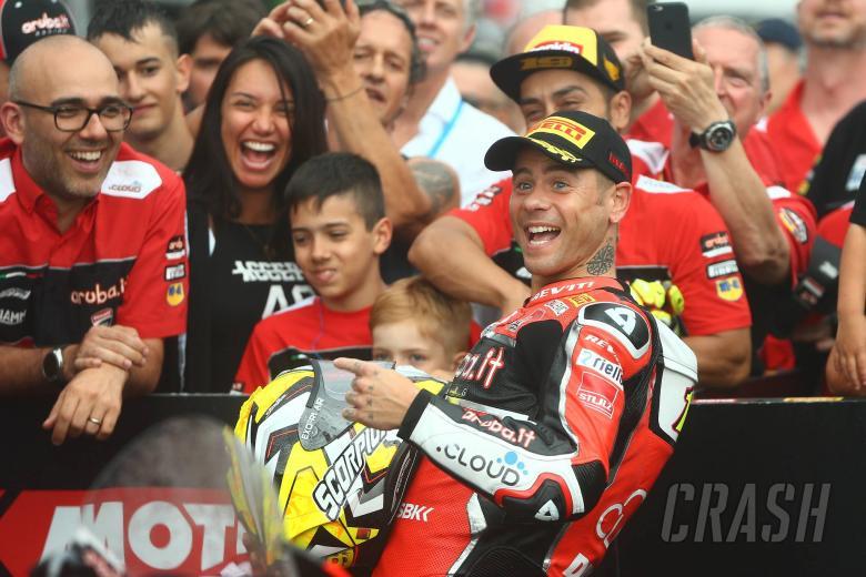 EXCLUSIVE: Bautista: Do I miss MotoGP? No, in WorldSBK I'm a star!
